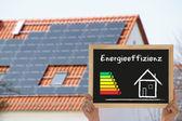Eficiência energética — Foto Stock