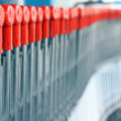 Shopping carts — Stock Photo #11401092