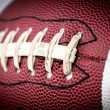 American football ball — Stock Photo #10744101