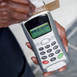Credit Card Terminal — Stock Photo #11505129