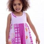 Happy little girl — Stock Photo #11827963