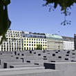 Stock Photo: Holocaust-Mahnmal