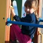 The little girl — Stock Photo #11048358