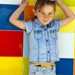 The little girl — Stock Photo #11049712