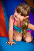 Küçük kız — Stok fotoğraf