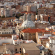 View over the city of Cartagena, Spain — Stock Photo