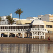 Stock Photo: Beach LCaletin Cadiz, AndalusiSpain