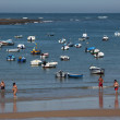 Beach La Caleta in Cadiz, Andalusia Spain — Stock Photo #11027932