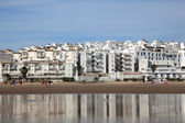Beach at Conil de la Frontera, Andalusia Spain — Stock Photo
