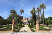 Royal Pavilion, Plaza de America, Seville, Spain — Stock Photo