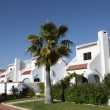 Residential buildings in Matalascanas, Province Huelva, AndalusiSpain — Stock Photo #11768136