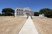 Palace of Acebron in Donana National Park, Andalusia Spain — Stock Photo