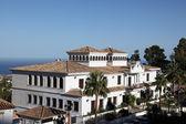 Gebouw in mijas, spanje andalusië — Stockfoto
