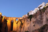 Famous bridge Puente Nuevo in Ronda, Andalusia Spain — Stock Photo
