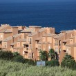 Stock Photo: Residential buildings in southern Spain