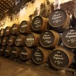 Stock Photo: Osborne Sherry Bodegin El Puerto de SantMaria, AndalusiSpain