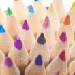 Close Up Colored Pencils — Stock Photo #11062367