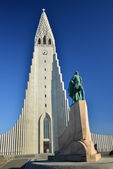 The Hallgrímskirkja — Photo
