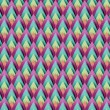 Thai Abstract Pattern Background  made from papercraft - Stock Photo
