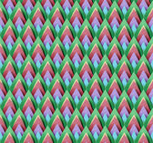 Fondo tailandés patrón abstracto de papercraft — Foto de Stock