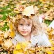 Autumn fashion — Stock Photo #10909809
