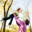 Man with child — Stock Photo #10909956