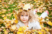 Autumn fashion — Stock Photo