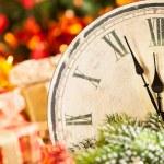 Vintage clock — Stock Photo #11888860