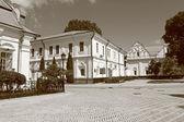 Kiev oud huis — Stockfoto