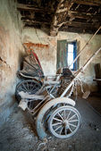 Old buggy — Stock Photo