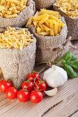 Italian cuisine concept — Stock Photo