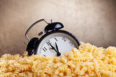 Time for pasta — Stock Photo