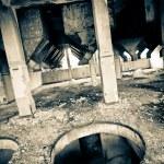 Abandoned industry — Stock Photo #10809757