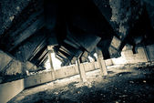 Abandoned industry — Foto Stock