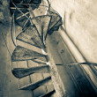 Abandoned stairs — Stock Photo #11719544