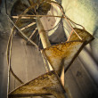 Abandoned stairs — Stock Photo #11719546
