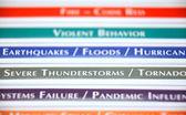 Thunder storms and tornado manual — ストック写真