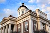 Historic Court house — Stock Photo