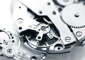 Horloge mechanisme — Stockfoto
