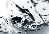 Mecanismo de relógio — Foto Stock