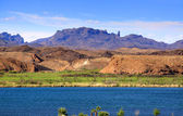 Scenic Lake Havasu — Stock Photo