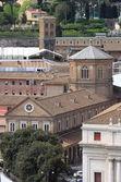 ローマ、イタリアの saxia 教会で聖者の精神 — ストック写真