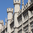 City Hall building in Palma de Mallorca - Stock Photo