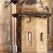 Sentry box in Palma de Mallorca - Stock Photo