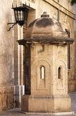 Sentry box in Palma de Mallorca — Stock Photo