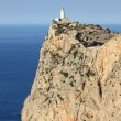 Stock Photo: Lighthouse on Cap de Formentor