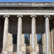 Stock Photo: British Museum facade