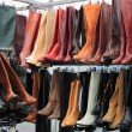 Women boots — Stock Photo