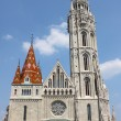 Matthias Church in Budapest — Stock Photo