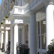 Townshouses in London — Stock Photo #11572872